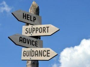Help & Advice Live Chat