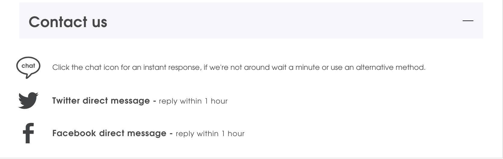 missguided live chat